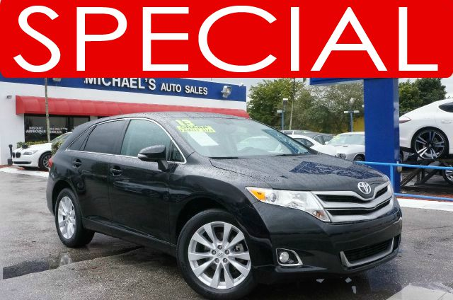 2013 TOYOTA VENZA LE 4CYL 4DR CROSSOVER attitude black automatic clean carfax and clea