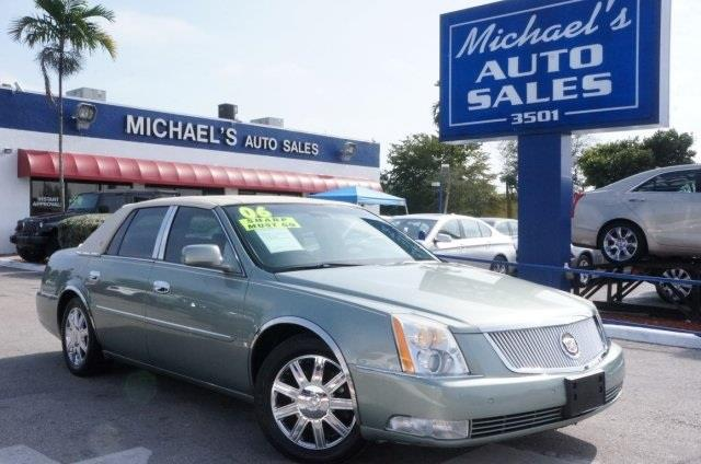 2006 CADILLAC DTS unspecified what are you waiting for attention if youre looking for comf