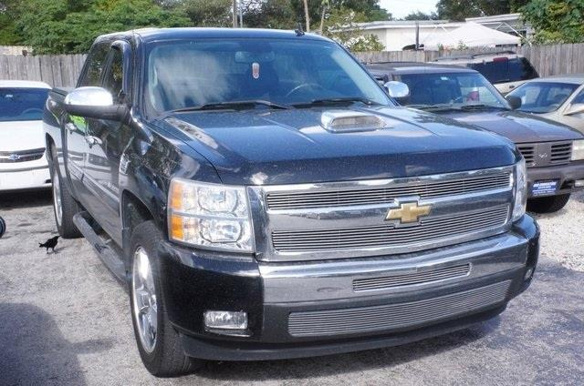 2011 CHEVROLET SILVERADO 1500 LT 4X2 4DR CREW CAB 58 FT SB black youll never pay too much at mi