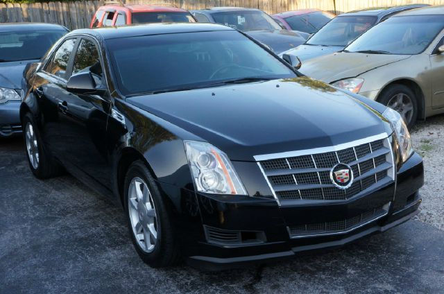 2009 CADILLAC CTS 36L V6 4DR SEDAN W AUTO unspecified 99 point safety inspection local tr
