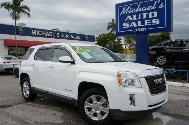 2011 GMC TERRAIN SLE-1 4DR SUV olympic white 99 point safety inspection automatic clea