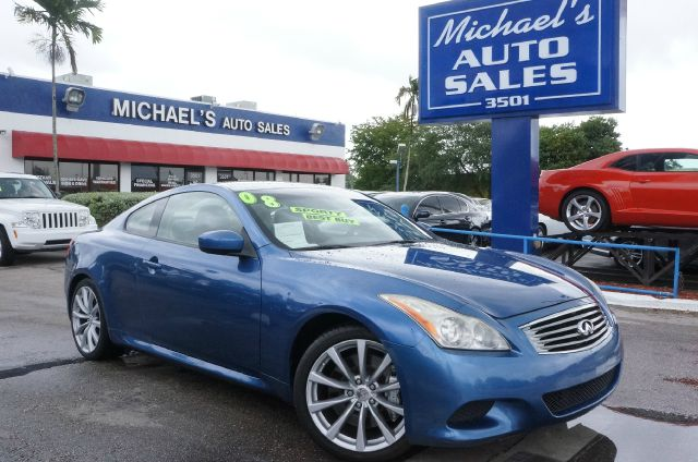 2008 INFINITI G37 BASE athens blue clean carfax 99 point safety inspection automatic
