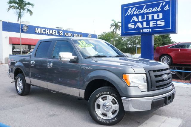 2013 FORD F-150 XL sterling gray metallic clean carfax 99 point safety inspection au