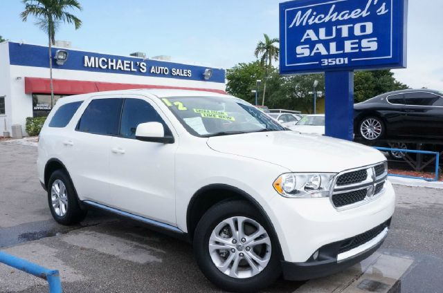 2012 DODGE DURANGO SXT 4DR SUV stone white clearcoat dodge certified clean carfax 99 poi