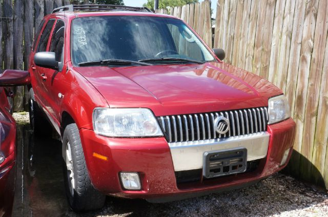2006 MERCURY MARINER LUXURY 4DR SUV unspecified duratec 30l v6 99 point safety inspection a