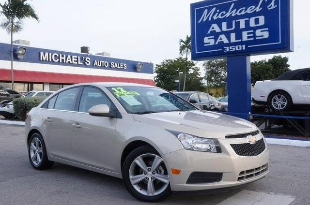 2012 CHEVROLET CRUZE LTZ 4DR SEDAN W1LZ gold mist metallic 99 point safety inspection auto