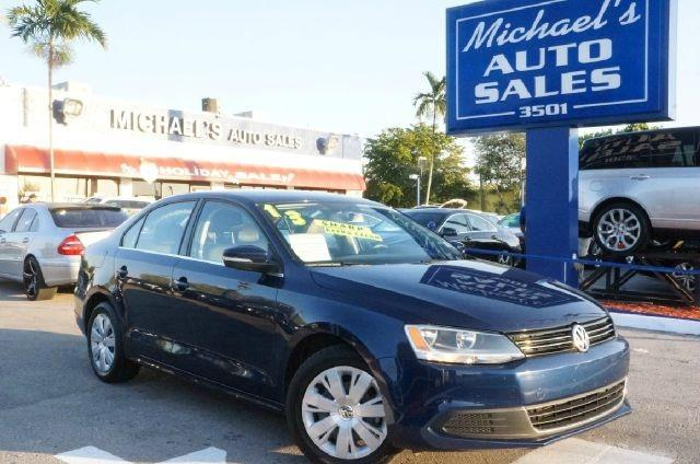 2013 VOLKSWAGEN JETTA 25L SE tempest blue metallic what a wonderful deal wow what a sweetheart