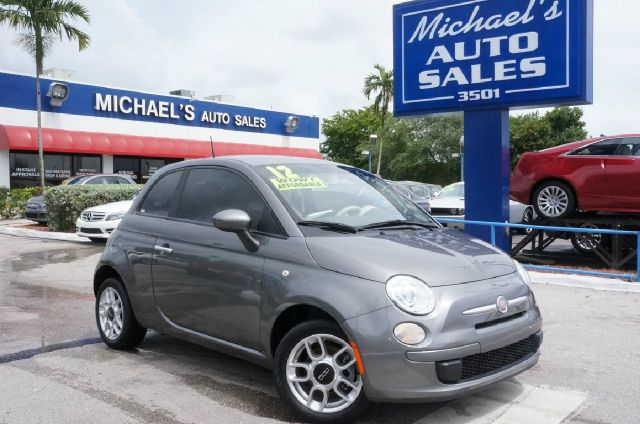 2012 FIAT 500 POP 2DR HATCHBACK unspecified clean carfax automatic clean title
