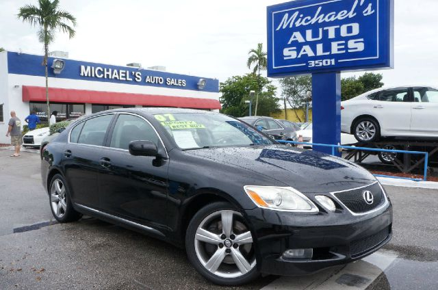 2007 LEXUS GS 350 BASE 4DR SEDAN unspecified 99 point safety inspection automatic clea