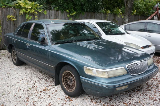 1995 MERCURY GRAND MARQUIS LS 4DR SEDAN unspecified variably intermittent wiperstowing capacity