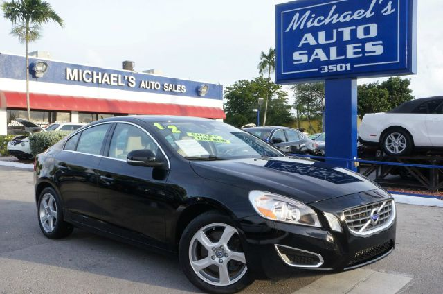 2012 VOLVO S60 T5 4DR SEDAN black stone 99 point safety inspection clean carfax auto