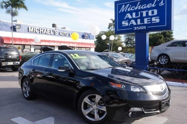 2012 ACURA TL SH-AWD WTECH 4DR SEDAN 6A WTEC crystal black pearl acura fever drive this home to