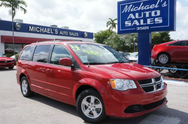 2012 DODGE GRAND CARAVAN SXT 4DR MINI VAN redline 2 coat pearl clean carfax 99 point safe