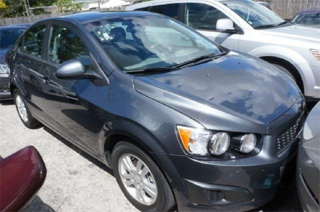 2013 CHEVROLET SONIC LT AUTO 4DR SEDAN W 1SD cyber gray metallic attention call us now how