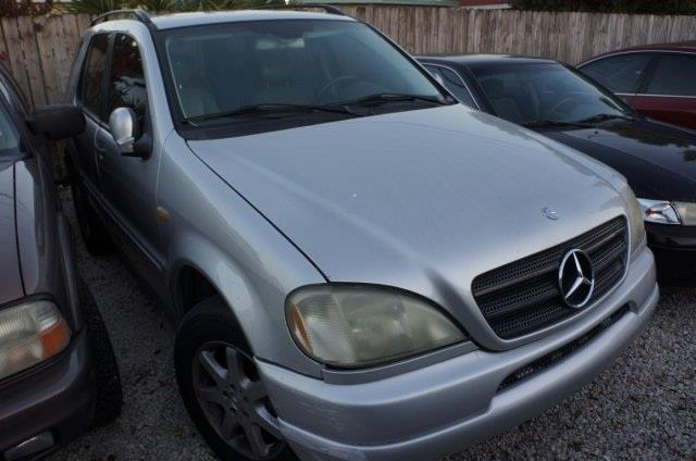 2001 MERCEDES-BENZ M-CLASS ML430 AWD 4MATIC 4DR SUV unspecified ready for a new home 43l v8 smpi