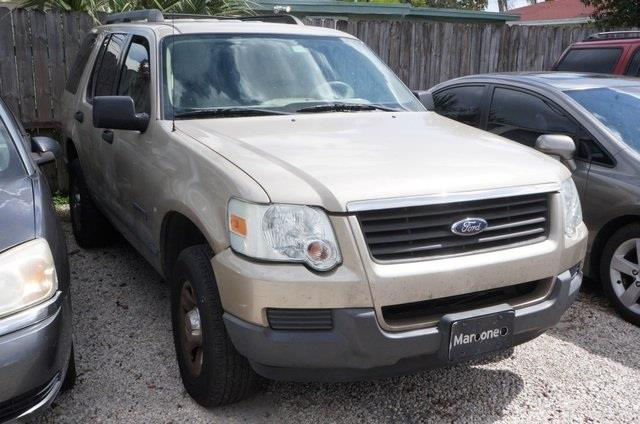 2005 FORD EXPLORER XLS 4DR SUV pueblo gold clearcoat metallic 99 point safety inspection au