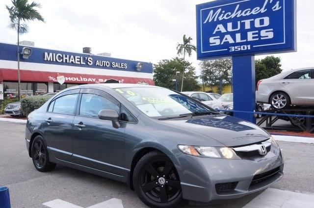 2010 HONDA CIVIC LX-S 4DR SEDAN 5A unspecified 99 point safety inspection automatic and