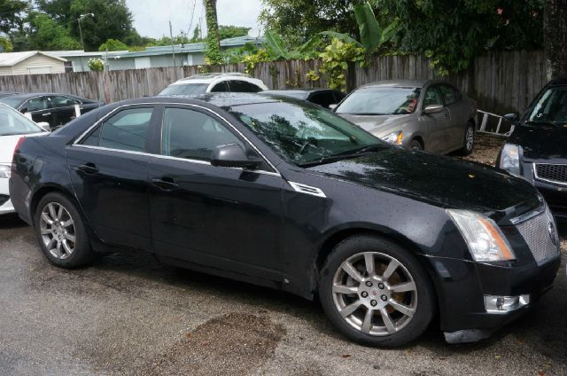 2009 CADILLAC CTS 36L V6 4DR SEDAN unspecified 99 point safety inspection local trade