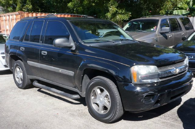 2004 CHEVROLET TRAILBLAZER LT 4DR SUV unspecified 99 point safety inspection automatic