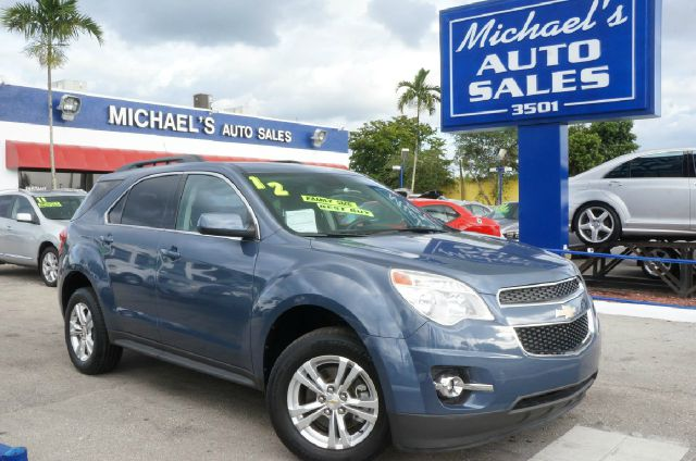 2012 CHEVROLET EQUINOX LT AWD 4DR SUV W 2LT twilight blue metallic 99 point safety inspection
