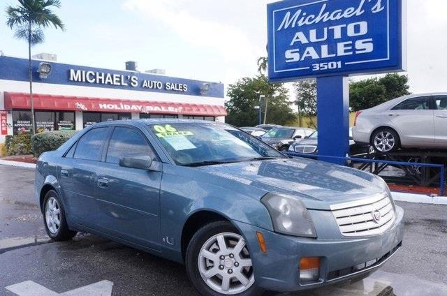 2006 CADILLAC CTS BASE 4DR SEDAN unspecified 99 point safety inspection automatic pric