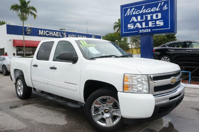 2011 CHEVROLET SILVERADO 1500 LT 4X2 4DR EXTENDED CAB 65 FT summit white 99 point safety inspe