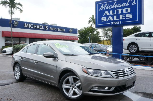 2013 VOLKSWAGEN CC 20T SPORT PLUS gray 99 point safety inspection automatic and clean