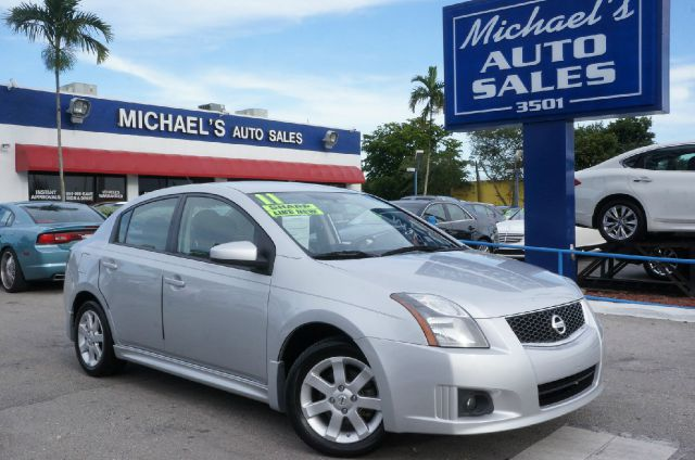 2011 NISSAN SENTRA 20 S brilliant silver metallic 99 point safety inspection automatic