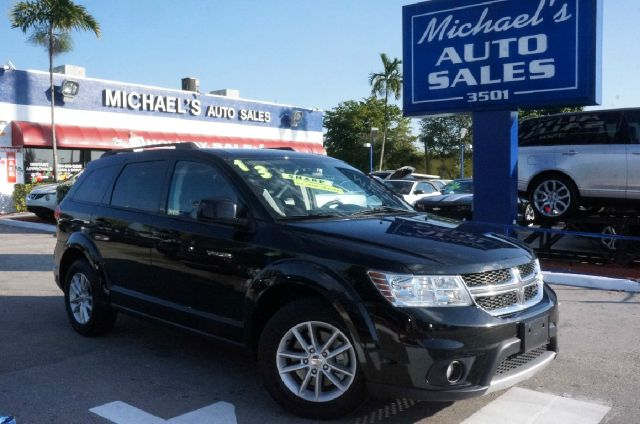 2013 DODGE JOURNEY SXT AWD 4DR SUV brilliant black crystal pearlc 99 point safety inspection