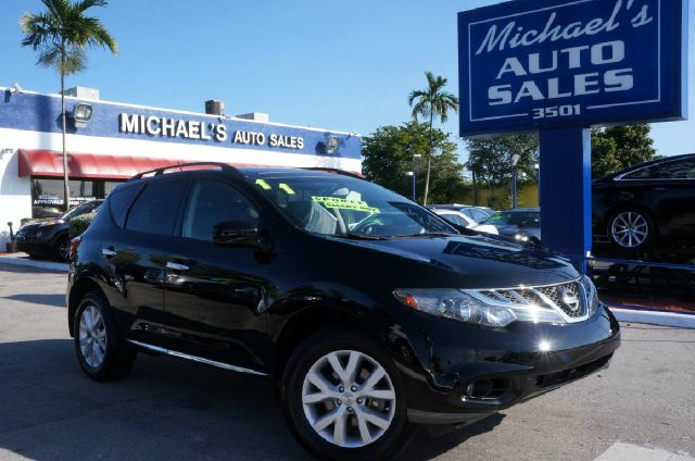 2011 NISSAN MURANO SV 4DR SUV super black 99 point safety inspection clean carfax au