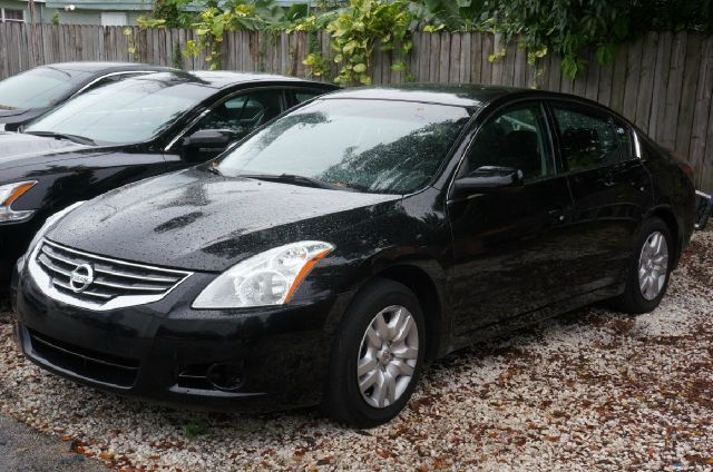 2012 NISSAN ALTIMA 25 S 4DR SEDAN super black 99 point safety inspection pwr seatsaut