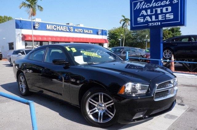 2013 DODGE CHARGER SE 4DR SEDAN phantom black tri-coat pearl 99 point safety inspection aut