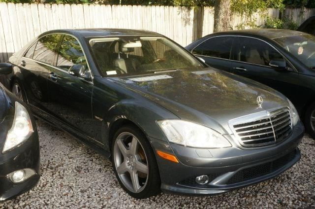 2008 MERCEDES-BENZ S-CLASS S550 4DR SEDAN unspecified 99 point safety inspection local trad