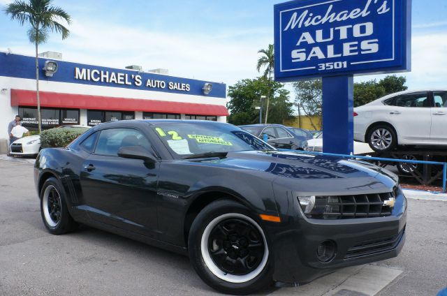 2012 CHEVROLET CAMARO LS 2DR COUPE W2LS unspecified clean carfax 99 point safety inspect