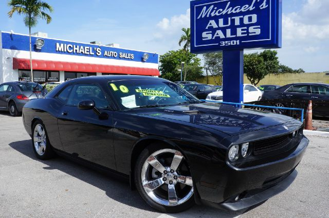 2010 DODGE CHALLENGER RT unspecified clean carfax hemi 57l v8 99 point safety in