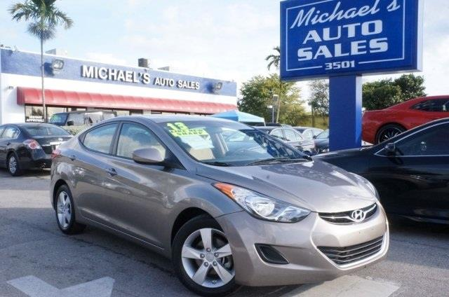 2013 HYUNDAI ELANTRA GLS desert bronze dont let the miles fool you talk about a deal your que