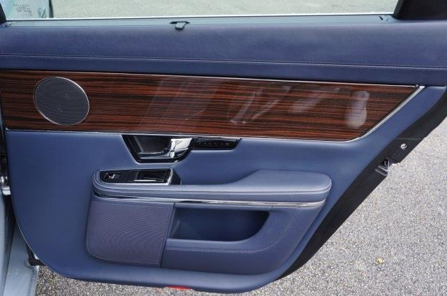 2011 JAGUAR XJL BASE 4DR SEDAN liquid silver front heatedcooled bucket seatssoft-grain leather s
