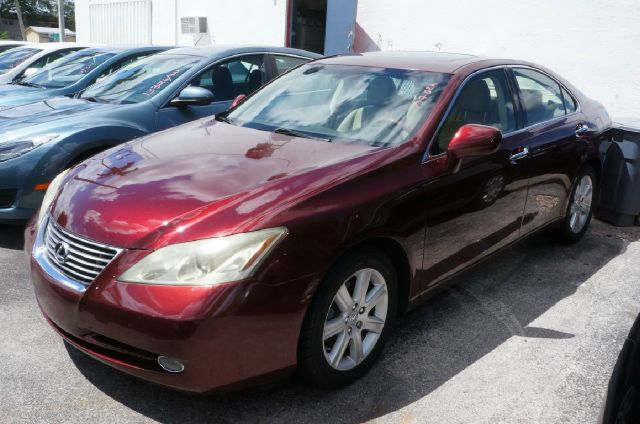 2007 LEXUS ES 350 BASE 4DR SEDAN unspecified 99 point safety inspection and automatic mov