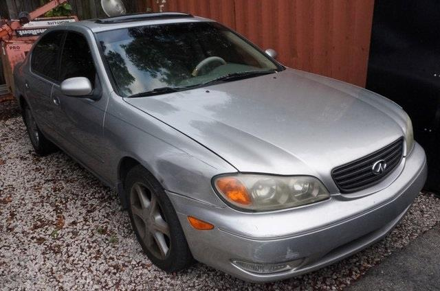 2002 INFINITI I35 BASE 4DR SEDAN unspecified power to the power of two gets the lead out you w