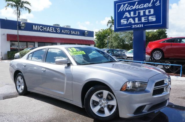 2013 DODGE CHARGER SE 4DR SEDAN granite crystal metallic clear clean carfax 99 point safe