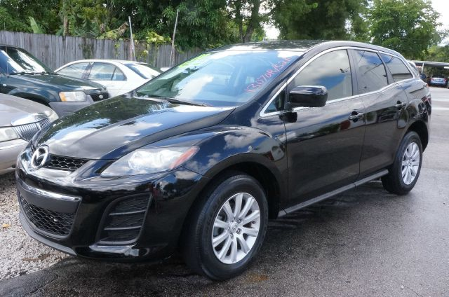 2010 MAZDA CX-7 I SPORT 4DR SUV black cherry mica clean carfax 99 point safety inspection