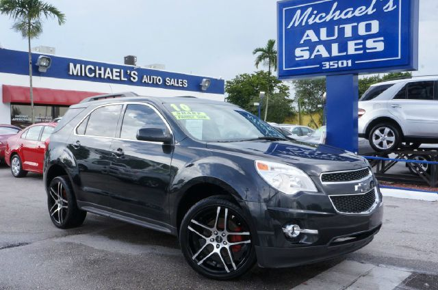 2010 CHEVROLET EQUINOX LT 4DR SUV W1LT black 99 point safety inspection automatic and