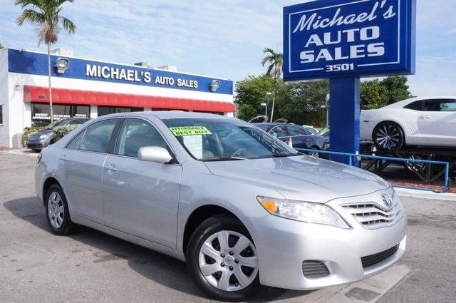 2009 TOYOTA CAMRY LE unspecified 99 point safety inspection automatic clean title a