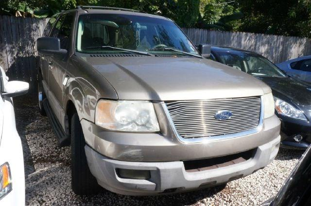 2003 FORD EXPEDITION XLT 4DR SUV unspecified 99 point safety inspection local trade au