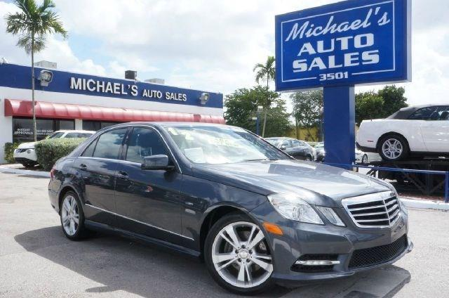 2012 MERCEDES-BENZ E-CLASS E350 blue metallic 99 point safety inspection clean carfax