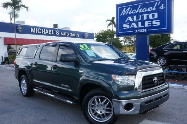 2008 TOYOTA TUNDRA SR5 4X2 PICKUP DOUBLE CAB 4DR timberland mica i-force 57l v8 dohc clean ca