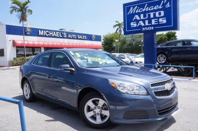 2013 CHEVROLET MALIBU LTZ 4DR SEDAN W1LZ blue topaz metallic its time for michaels auto sales