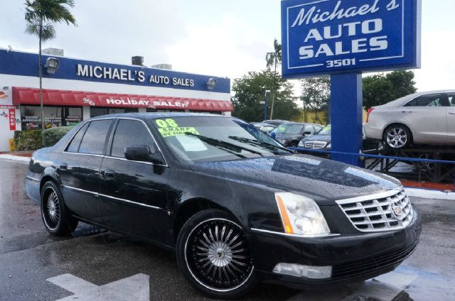 2008 CADILLAC DTS black raven success starts with michaels auto sales nice car this handsome