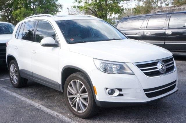 2009 VOLKSWAGEN TIGUAN SE unspecified awd turbo switch to michaels auto sales want to save s