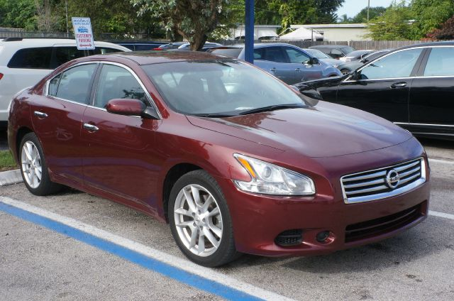 2013 NISSAN MAXIMA 35 S tuscan sun metallic 99 point safety inspection automatic and